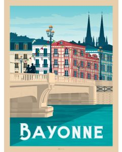 Bayonne - Ville Basque