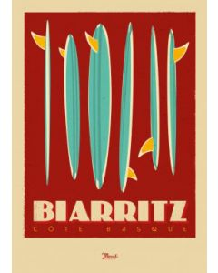 Biarritz surfboards