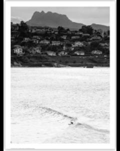 Surf à Saint Jean de Luz