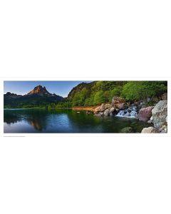 Le lac de Bious