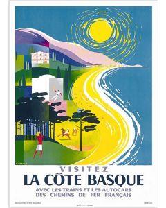 Visitez la Côte Basque Chemins de Fer